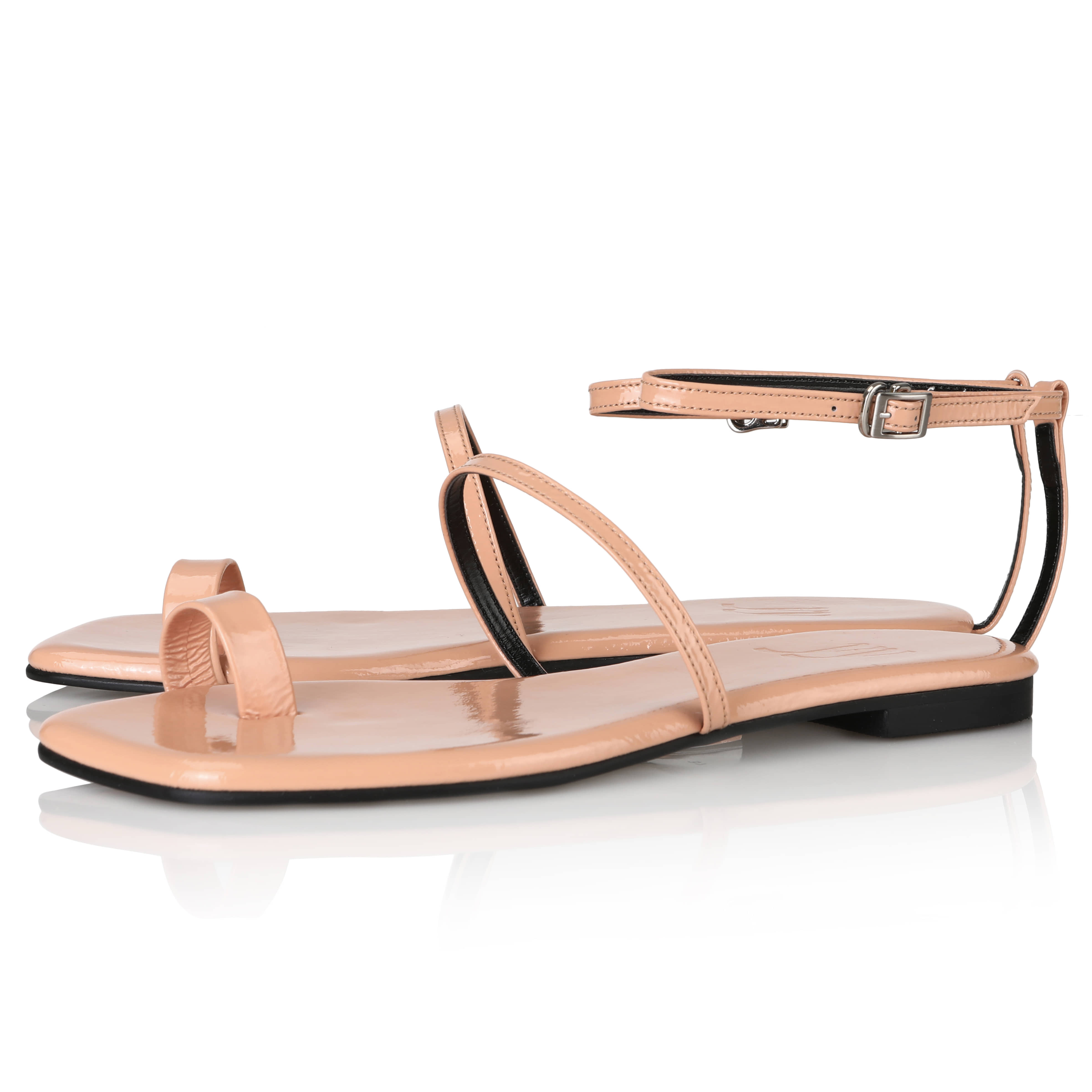 Y.01 Jane Candy Back T Sandals / YY20S-S48 / Skin