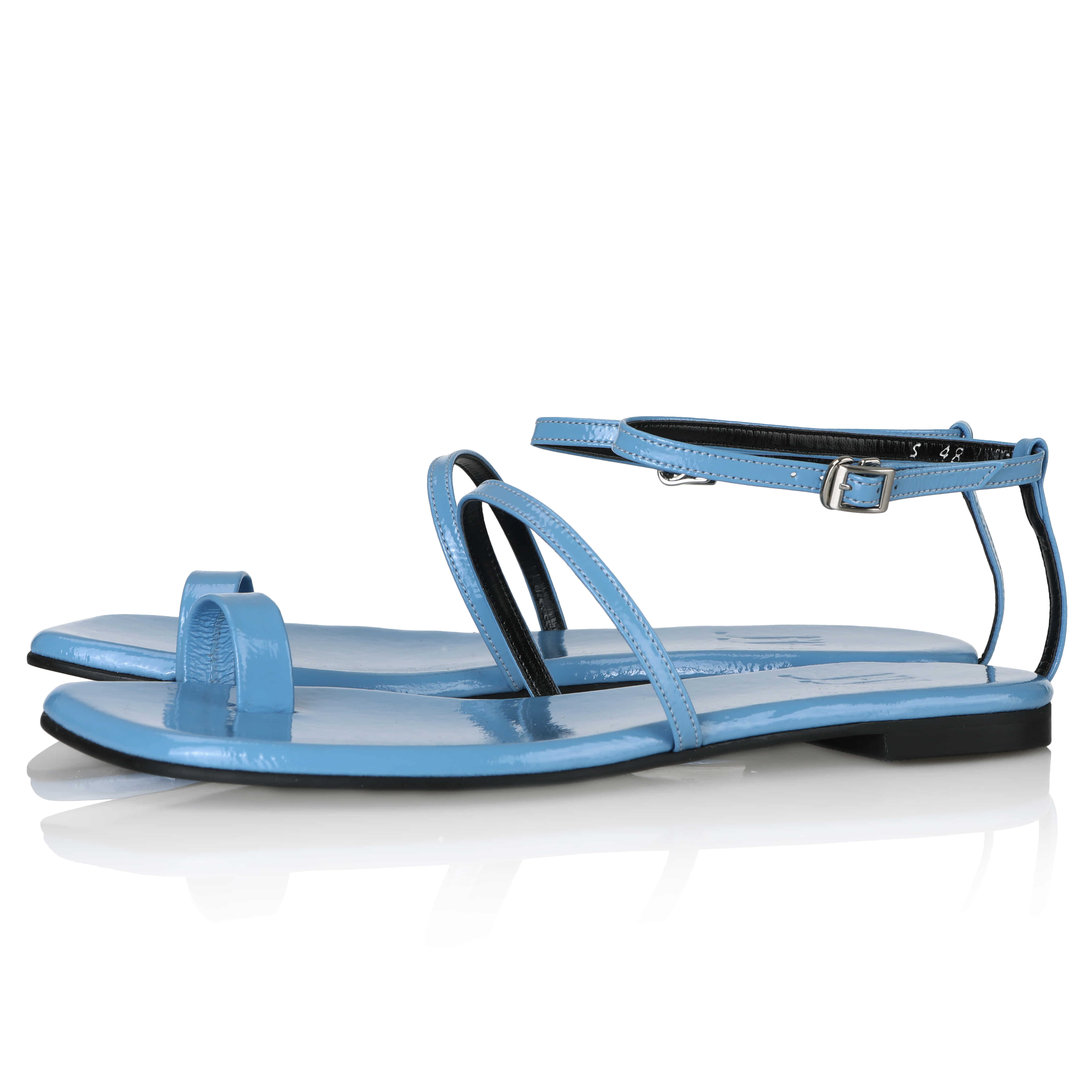 Y.01 Jane Candy Back T Sandals / YY20S-S48 / Blue