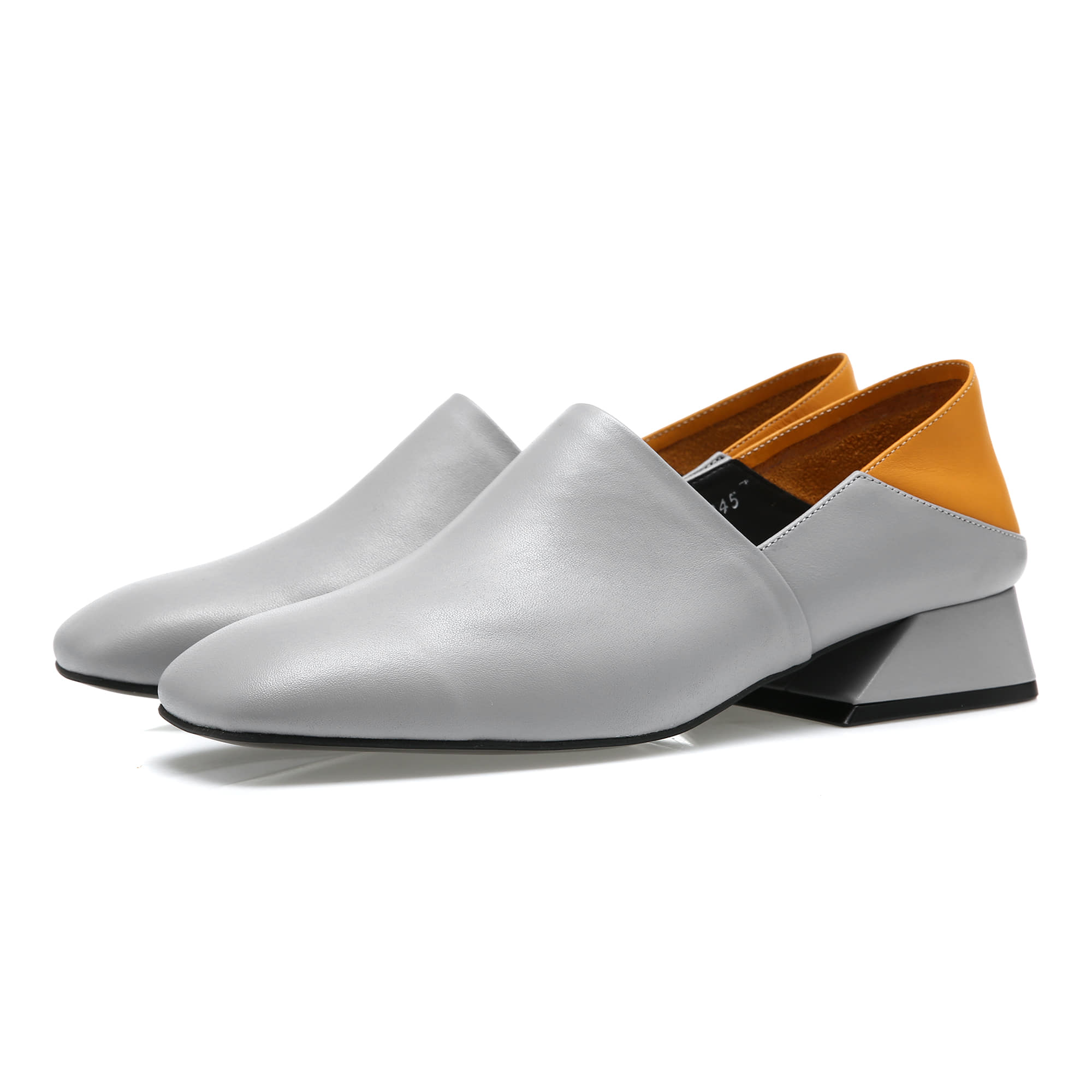 Elle-Meme Babouche / YY7S-F02 / Light Grey