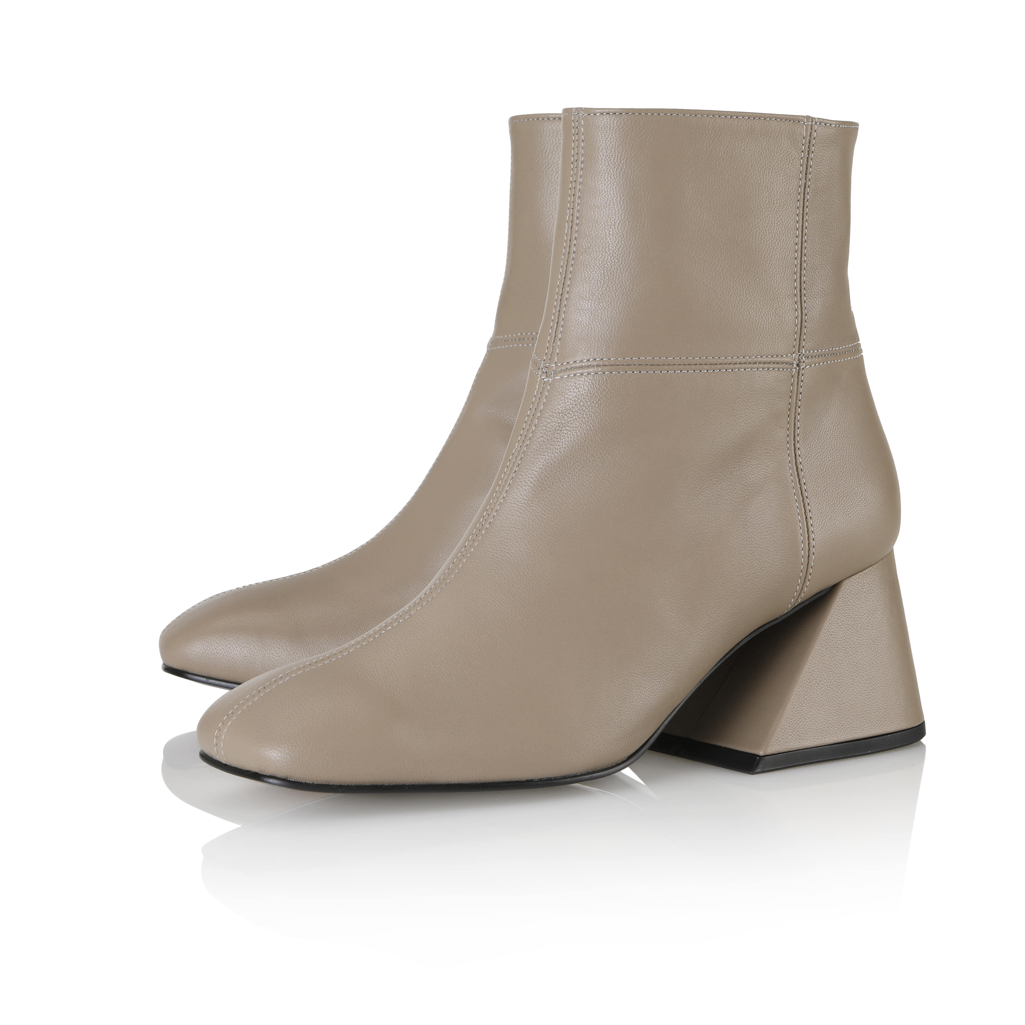 Melody Mondrian Boots / YY9A-B10 / TAUPE