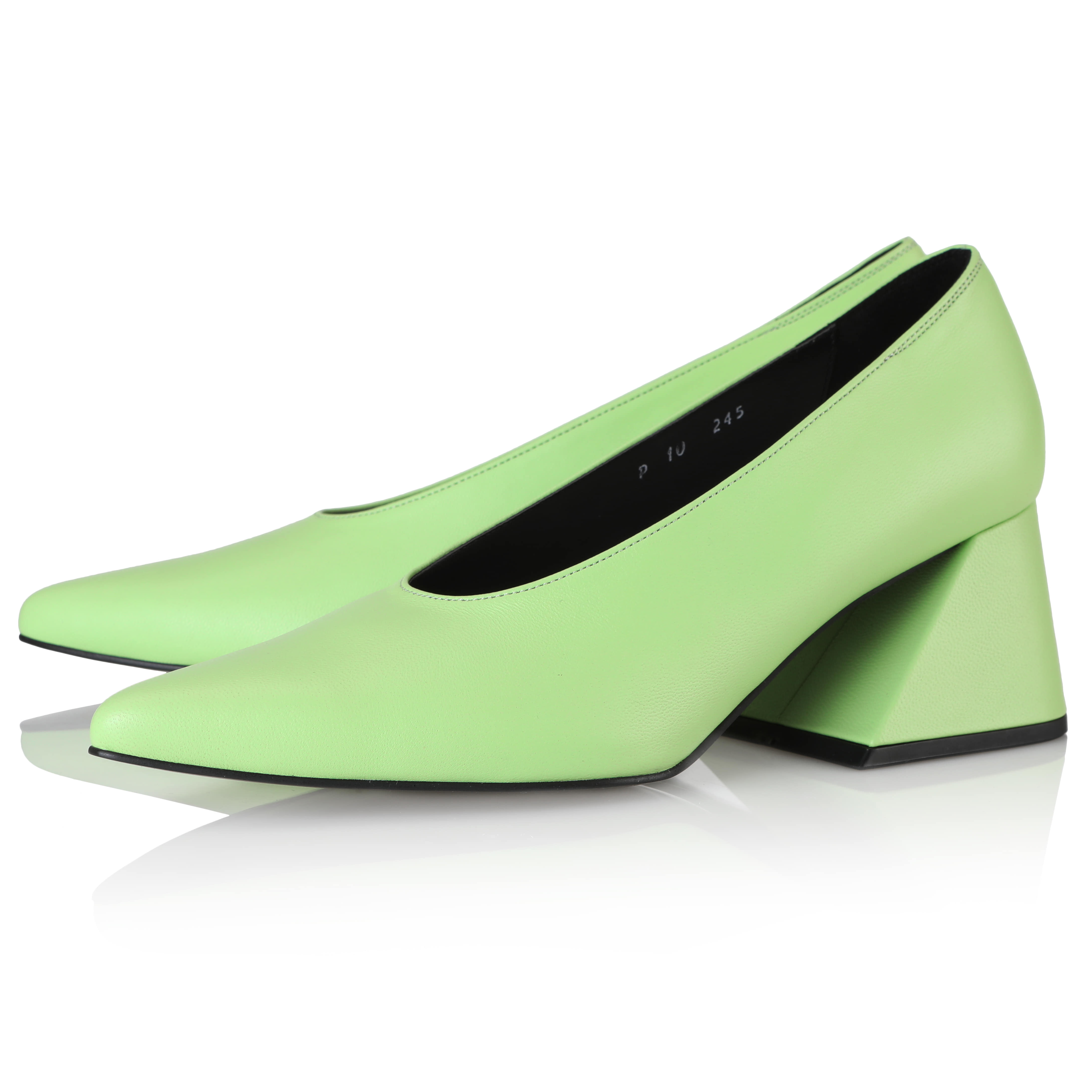 Melody Pumps / YY9A-P10 / NEON GREEN