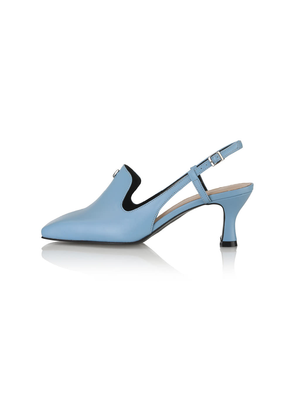 Y.06 SUCRE ÉLEVÉ Slingbacks / Y.06-S52 / 7 colors