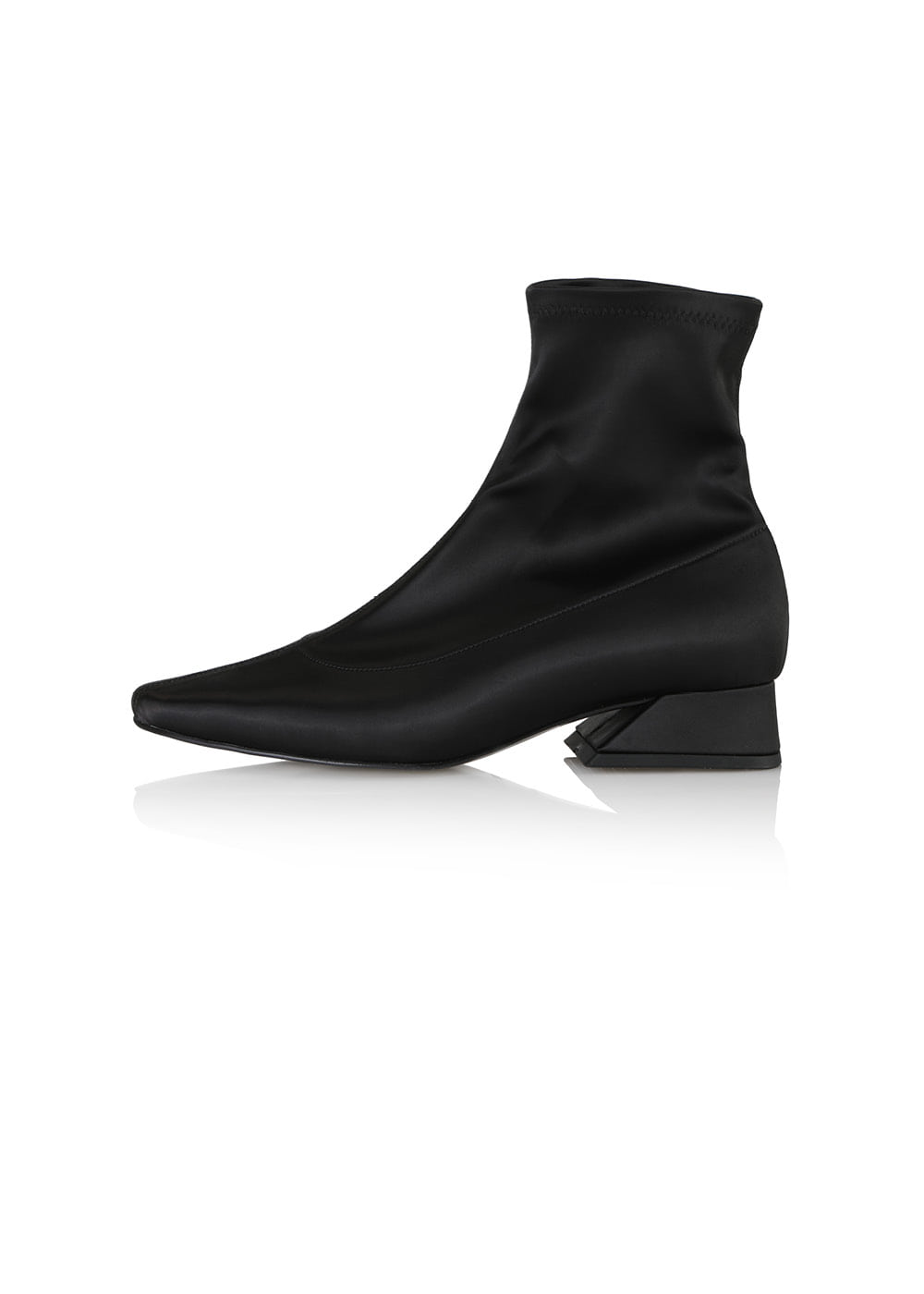 Melody Satin Socks Boots / YY9A-B09 / 3 colors