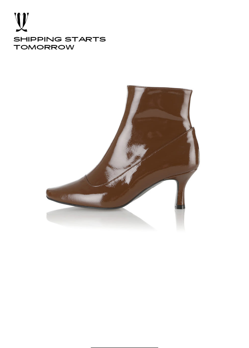 [EXPRESS] Dazzle Scent Boots / YY8A-B05 / BROWN / IT 39
