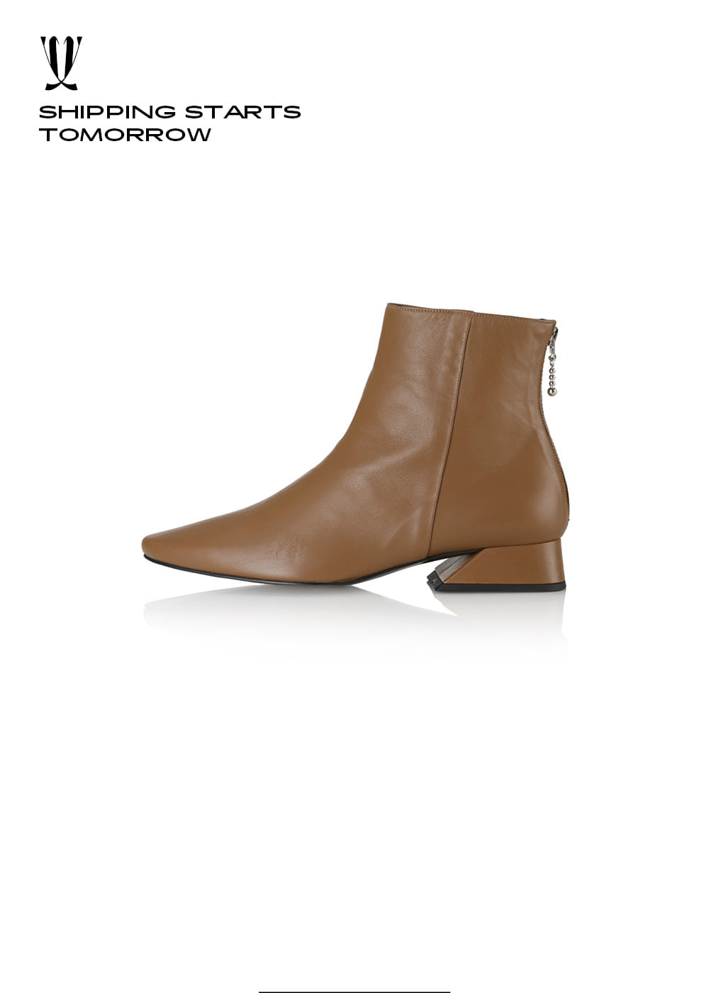[EXPRESS] YY Boots Vol.4 / YY9A-B08 / CAMEL / IT 36